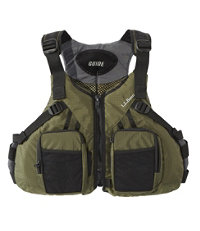 L.L.Bean Guide Fishing PFD