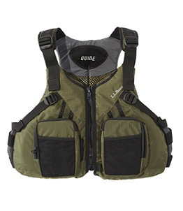 Adults' L.L.Bean Guide Fishing PFD