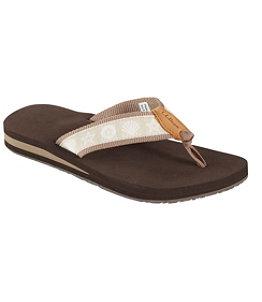 Women's Original Maine Isle Flip-Flops, Motif