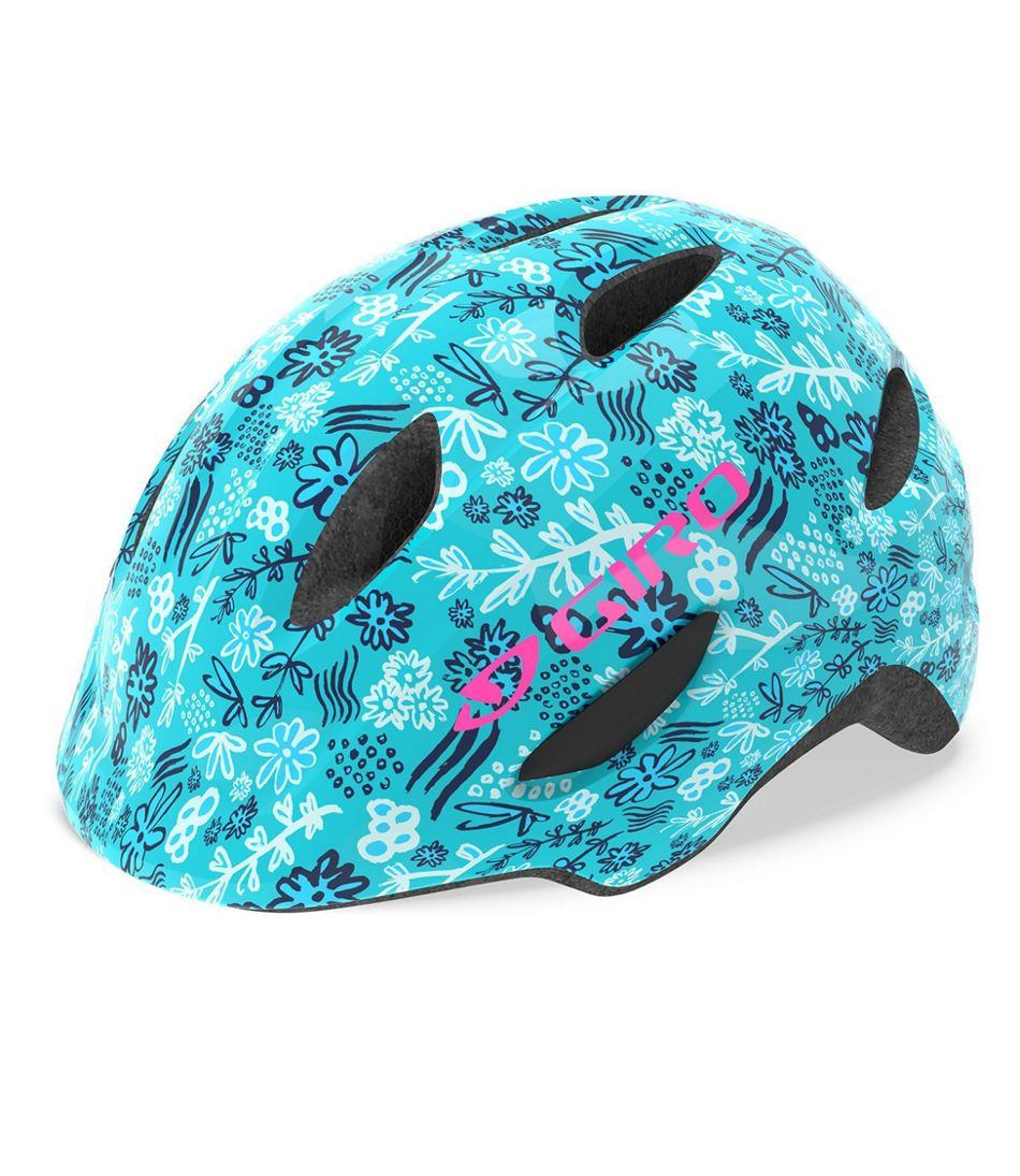 Kids' Giro Scamp Bike Helmet