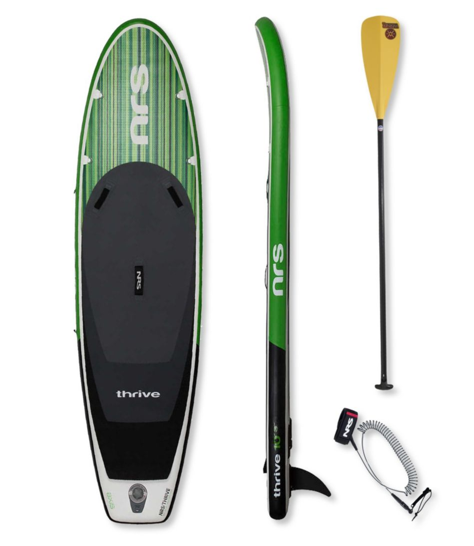 "NRS Thrive Inflatable Stand-Up Paddleboard 10'3"" Package"
