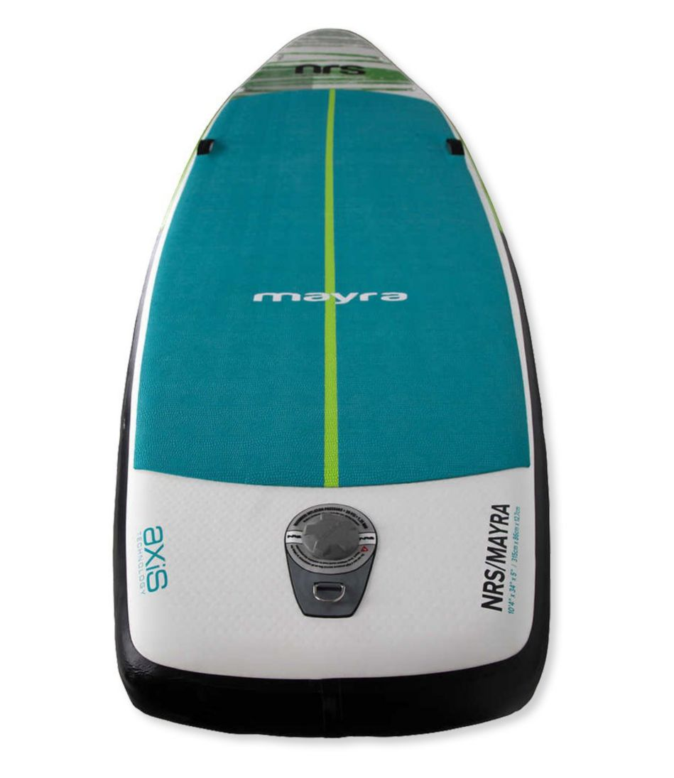 """Women's NRS Mayra Inflatable Stand-Up Paddleboard Package, 10'4"""""""