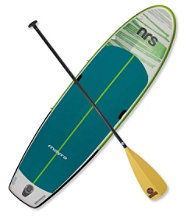 Women's NRS Mayra Inflatable Stand-Up Paddleboard Package, 10'4""