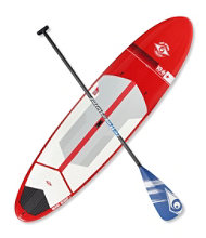 BIC ACE-TEC Performer Stand-Up Paddleboard Package, 10'6""