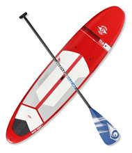 BIC ACE-TEC Performer Stand-Up Paddleboard Package, 11'6""