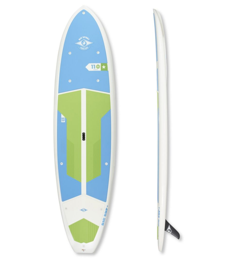 BIC ACE-TEC Performer Cross Adventure Stand-Up Paddleboard 11'