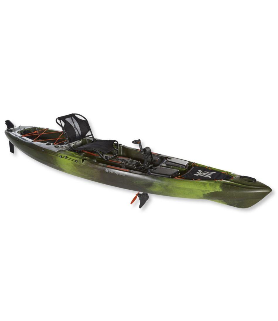 Perception Pescador Pilot Pedal-Drive Fishing Kayak