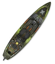 Perception Pescador Pilot Pedal-Drive Fishing Kayak