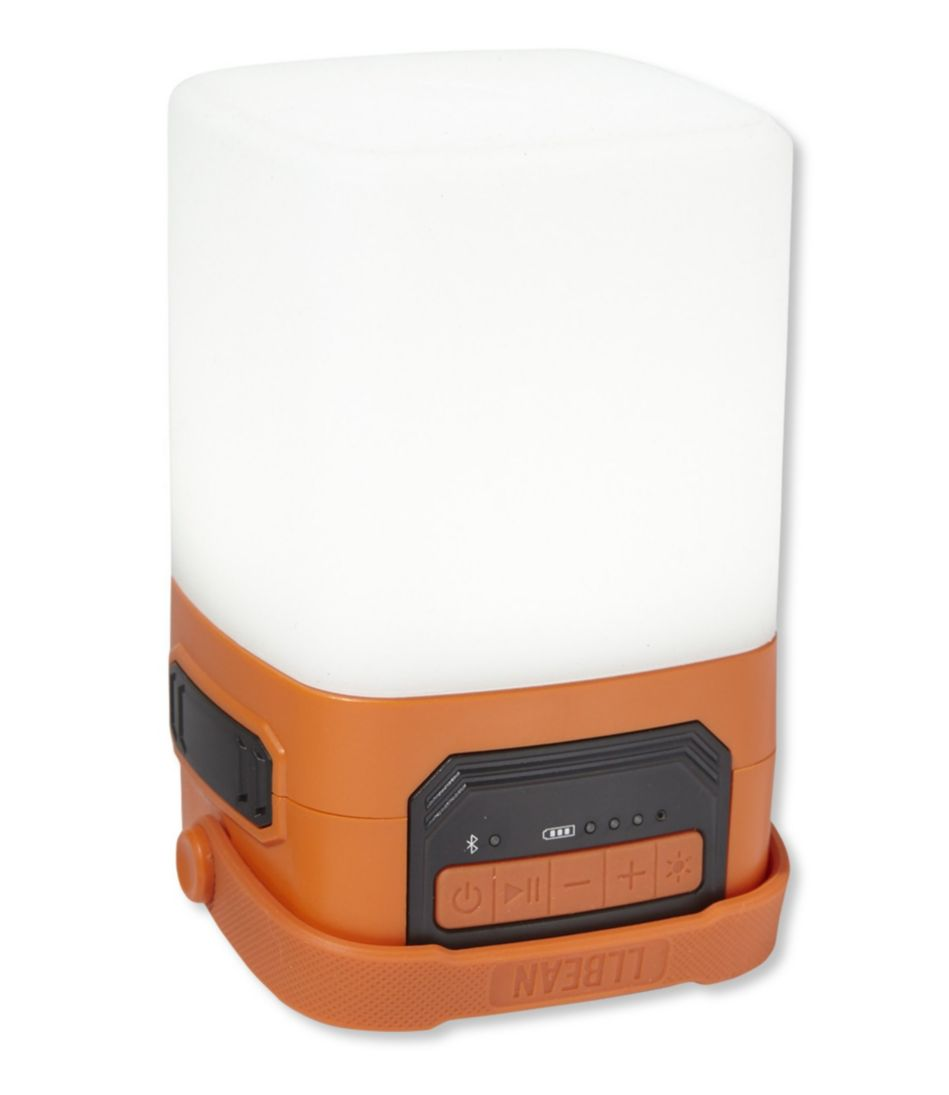 Traverse Cube Outdoor Speaker Lantern