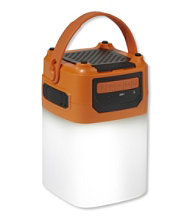 Traverse Cube Outdoor Speaker Lantern