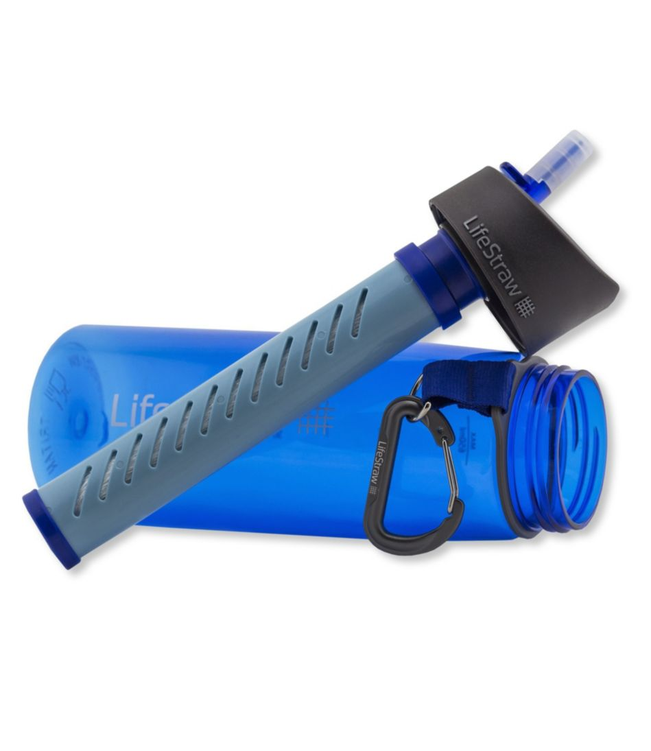 Lifestraw Go Bottle with 2-Stage Filtration, 22 oz.