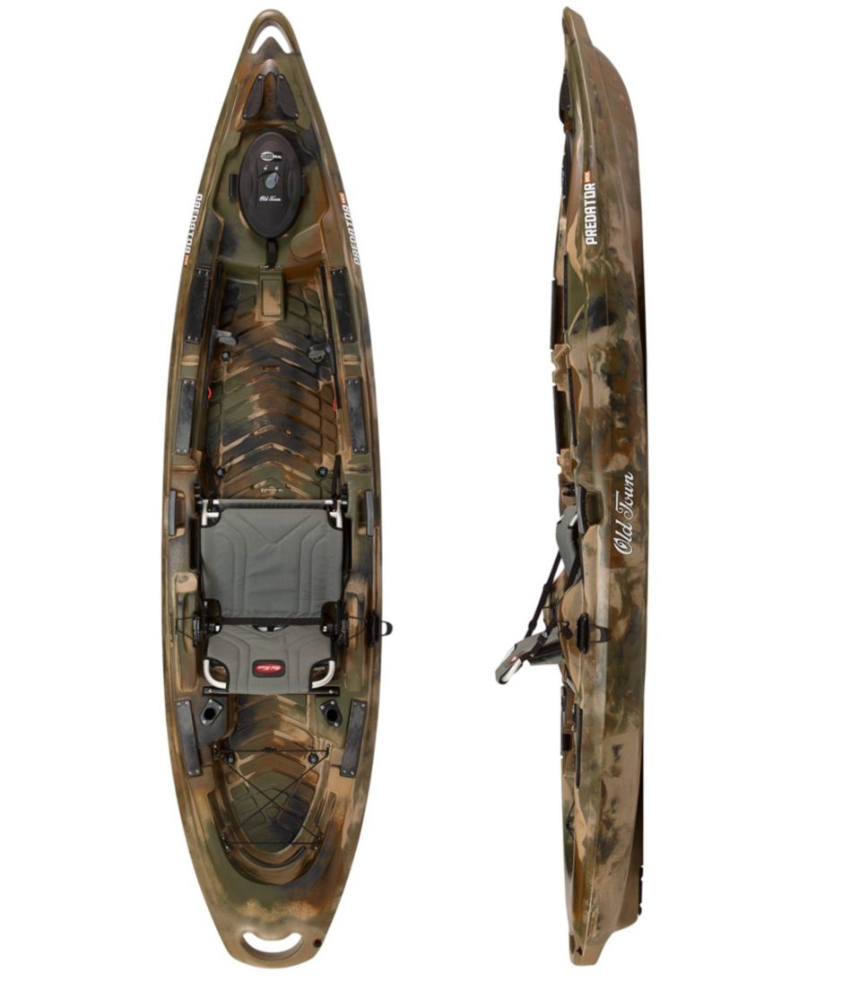 Old Town Predator MX Sit-on-Top Fishing Kayak