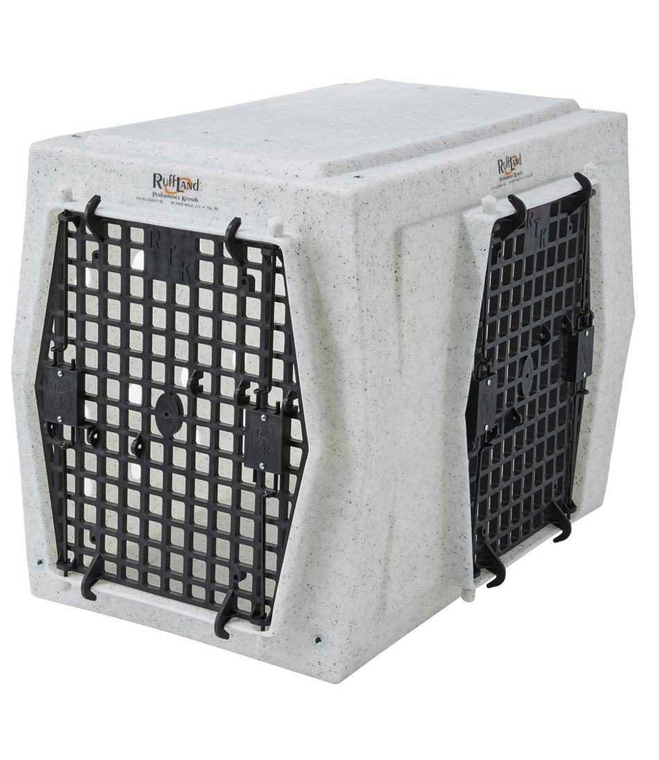 RuffLand Right Side Door Kennel