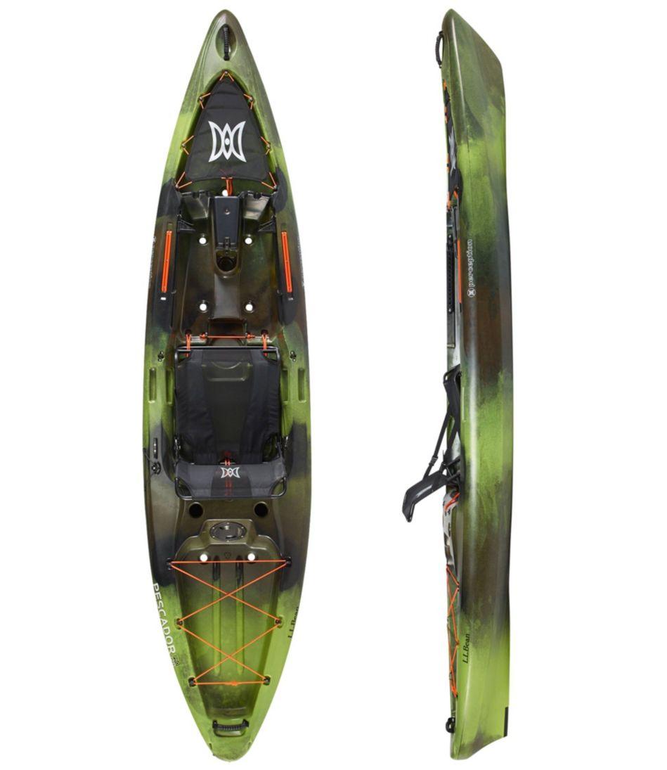 L.L.Bean Edition Perception Pescador Pro 12 Sit-on-Top Fishing Kayak