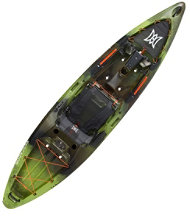 L.L.Bean Edition Perception Pescador Pro 12 Sit-on-Top Fishing Kayak