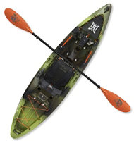 L.L.Bean Edition Perception Pescador Pro 12 Sit-on-Top Fishing Kayak Package