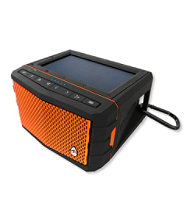 Ecoxgear Sol Jam Solar Powered Bluetooth Speaker