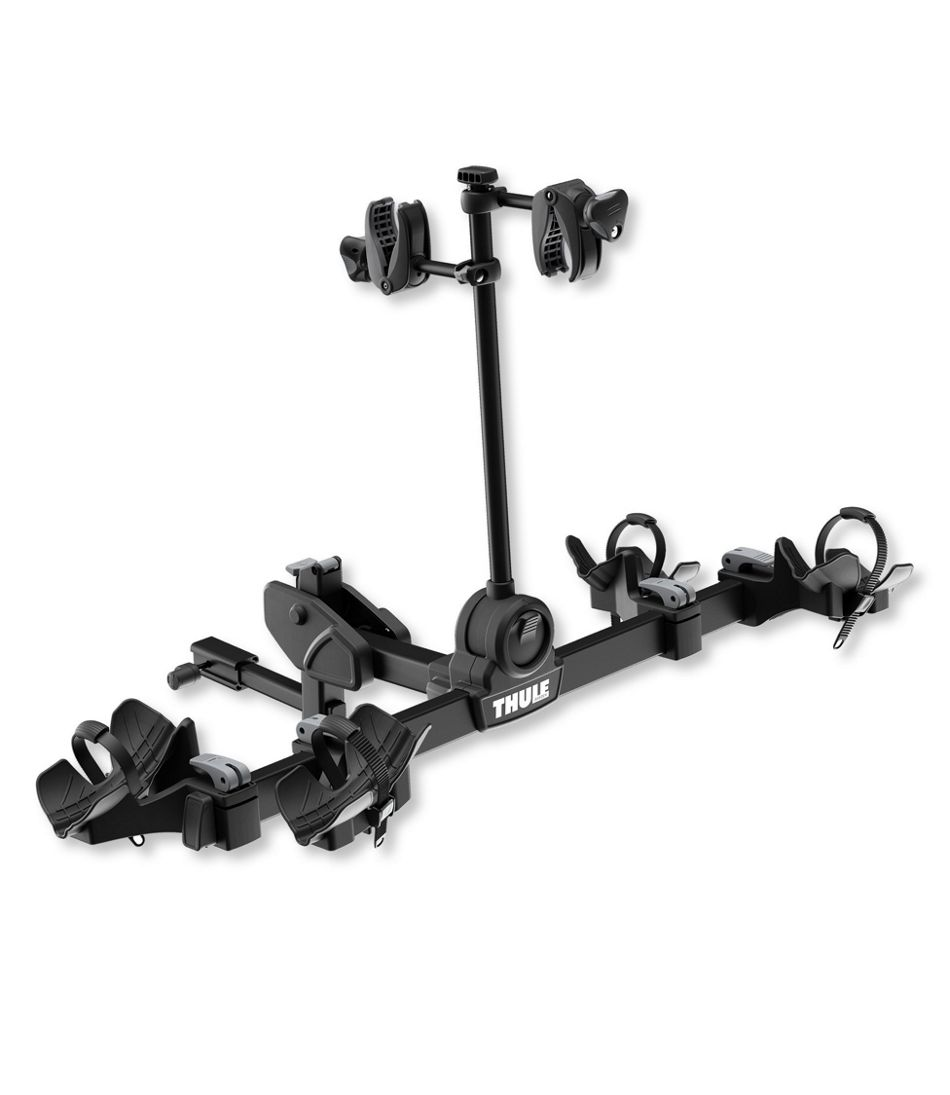 Thule 9054 DoubleTrack Pro Hitch Mount Bike Carrier