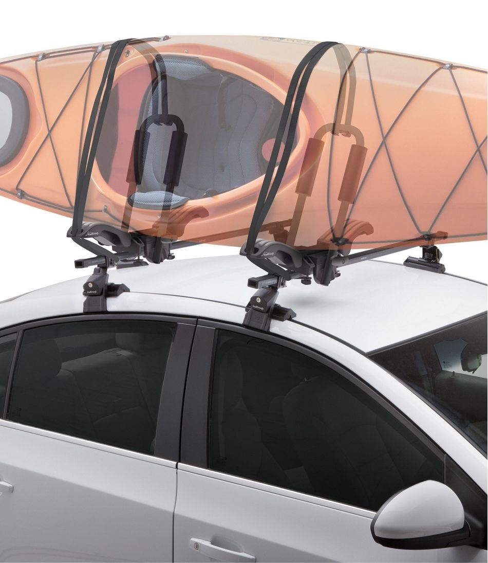 Kayak Roof Rack For Cars >> Sportrack Mooring 4 In 1 Kayak Carrier