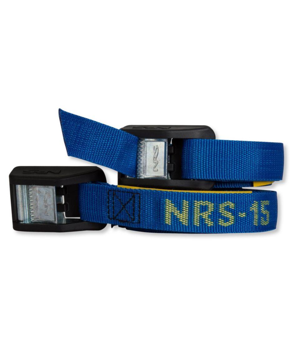 NRS Tie-Down Straps/Buckle Bumper
