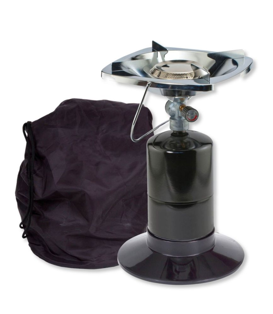 "Century ""Matchless"" Single Burner Stove With Carry Bag"