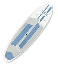 Bayside Cross Tough-Tec Stand-Up Paddleboard, 10'
