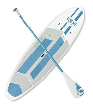 Bayside Cross Tough-Tec Stand-Up Paddleboard Package, 10'