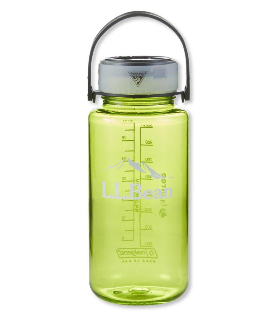 L.L.Bean Solar Lighted Water Bottle, 32 oz.