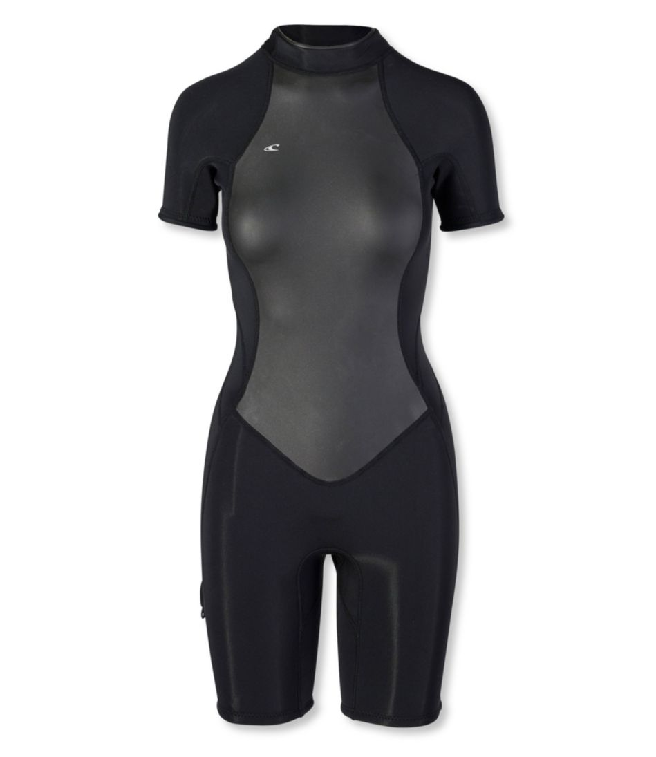Women's O'Neill Bahia Shortie Wetsuit, 2/1mm