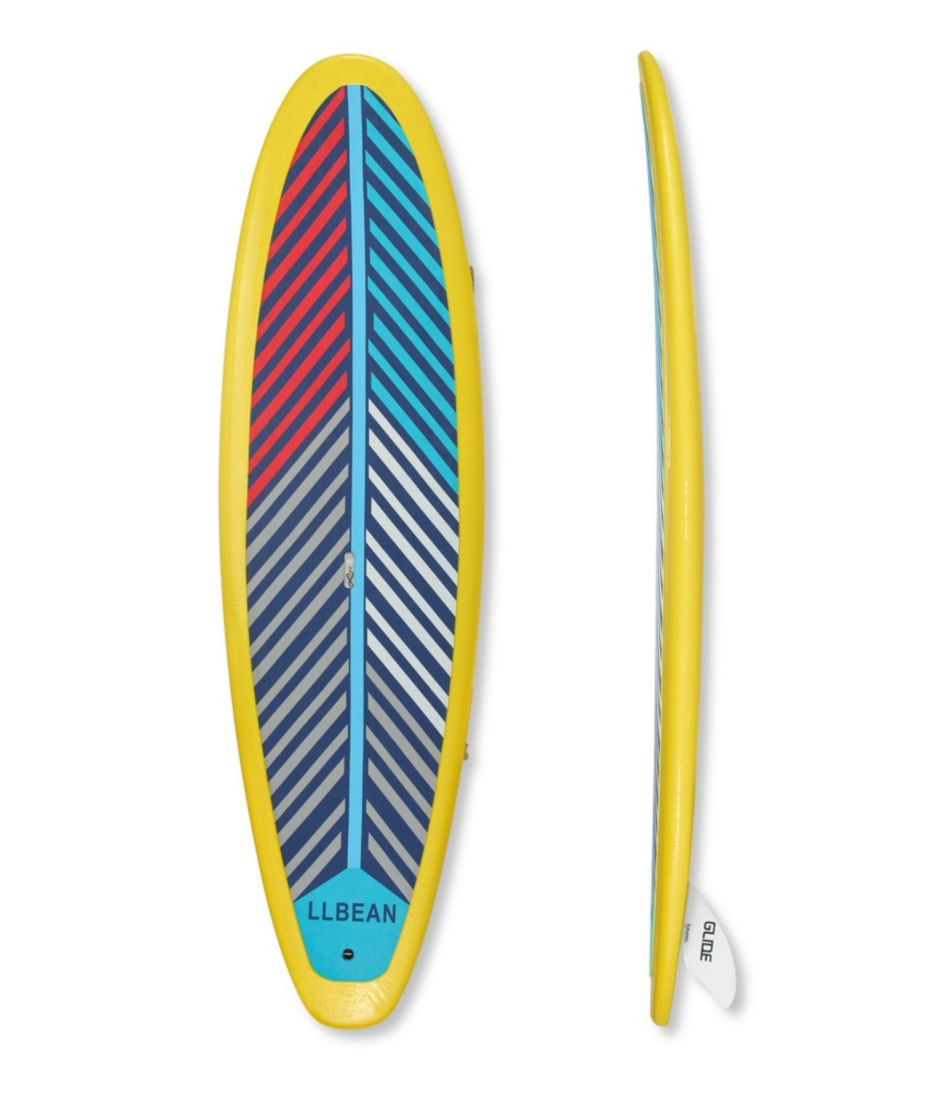 L.L.Bean Graphic Kids' Stand-Up Paddleboard, 8'4""