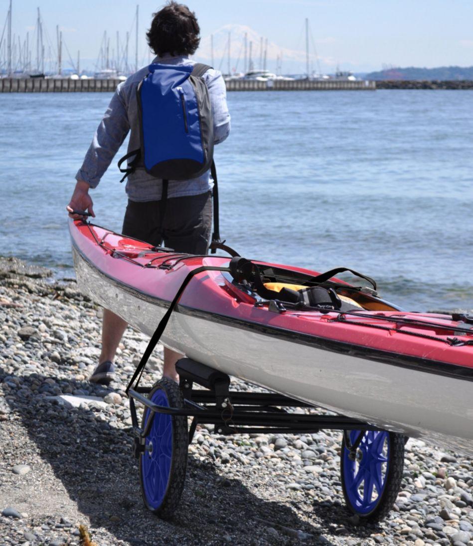 All-Terrain Center Boat Cart