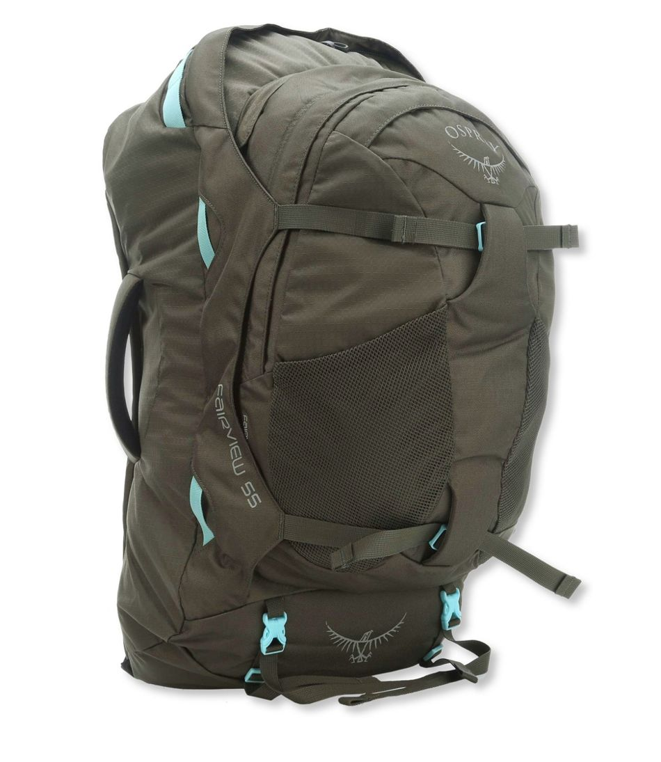 bb4c4a35d6 Women s Osprey Fairview 55 Travel Pack