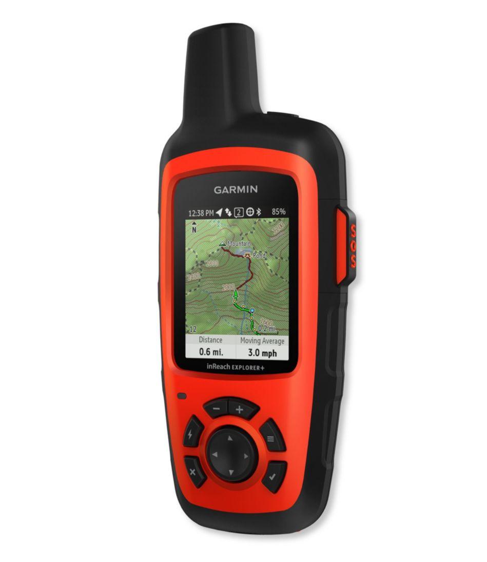Garmin inReach Explorer+ Satellite Communicator