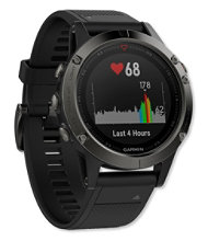 Garmin Fenix 5 GPS Watch with Heart Rate