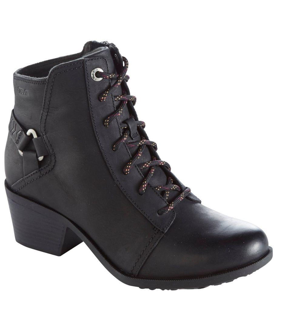 64047e0fd95 Women's Teva Foxy Boots, Lace-Up