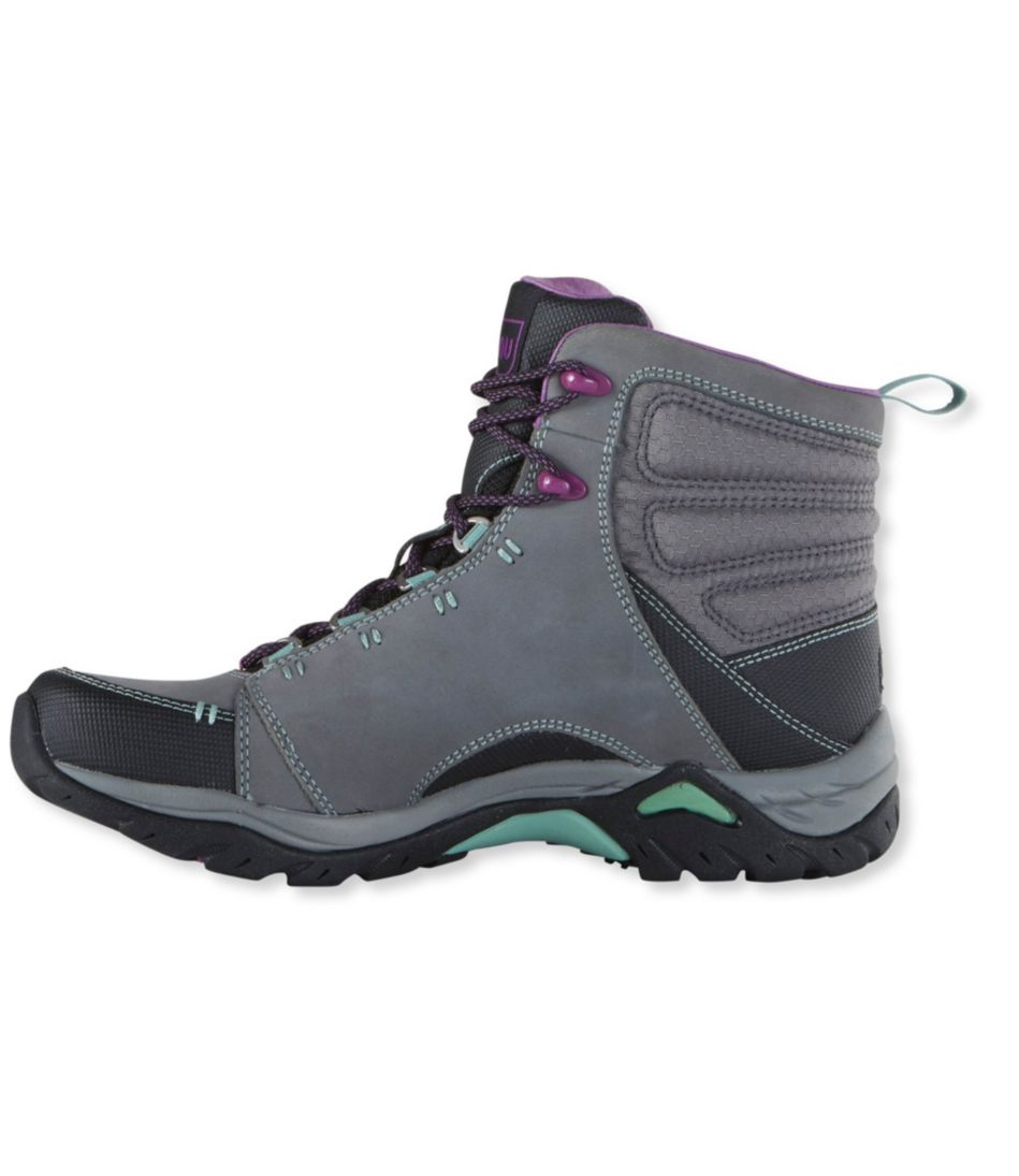 Waterproof Ahnu Montara Hiking Boots