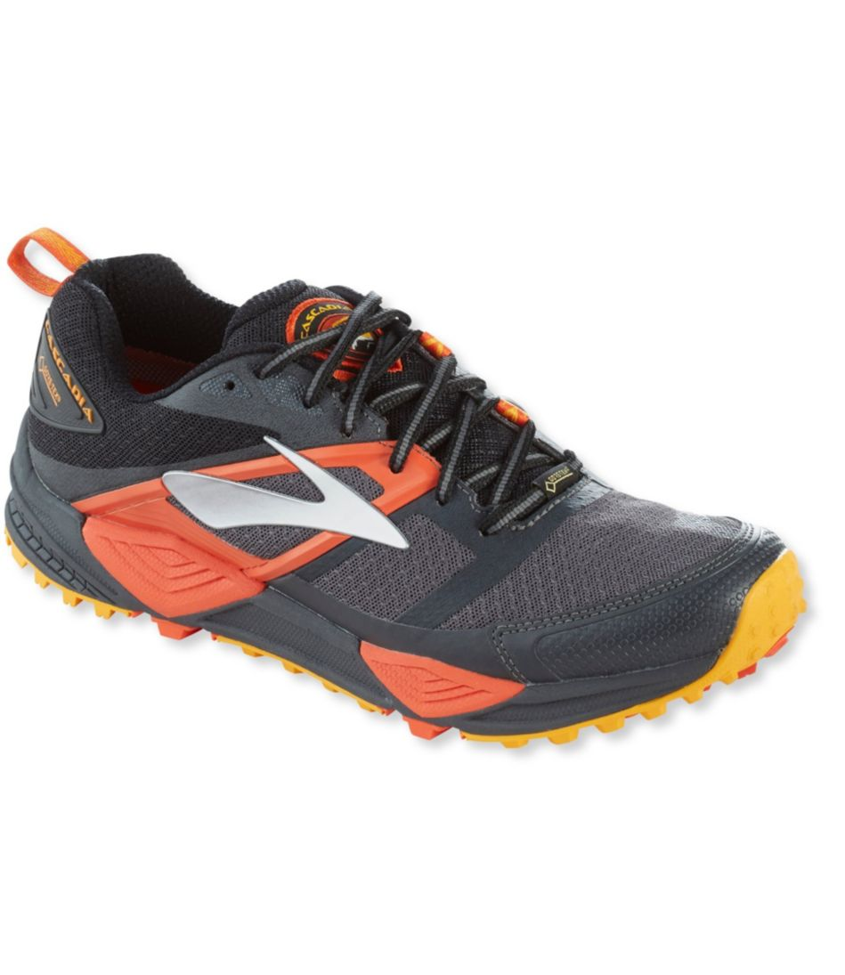 Men's Brooks Cascadia 12 Gore-Tex Trail Running Shoes