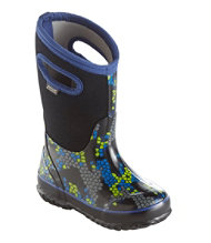 Kids' Bogs Boots, Classic Camo