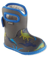 Toddlers' Baby Bogs Boots, Classic Dino