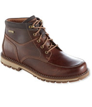 Men's Rockport Centry Panel Toe Boots