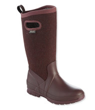 Women's Bogs Crandall, Tall Wool