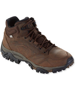 Men's Merrell Moab Adventure Waterproof Hikers, Mid