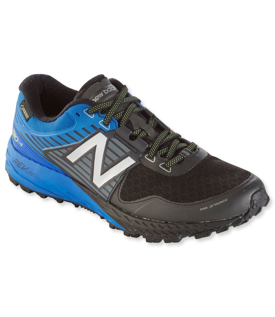 quality design e7c1c a6039 Men s New Balance 910v4 Gore-Tex Trail Running Shoes