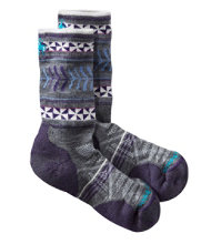 Smartwool PhD Outdoor Light Pattern Crew Socks