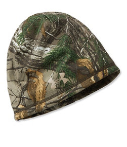 Under Armour Scent Control Storm Fleece Beanie, Camouflage