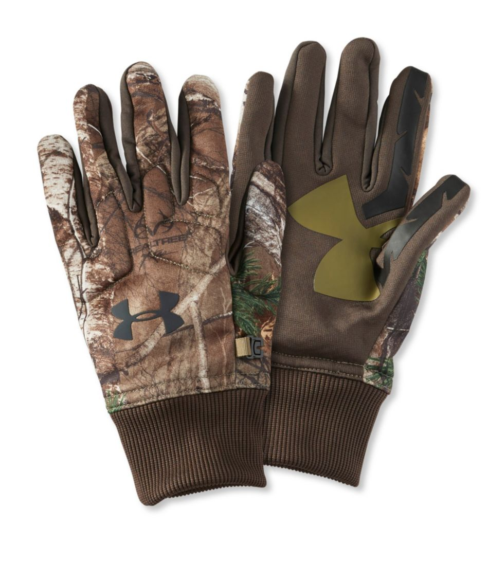Women's Under Armour Scent Control Primer Gloves