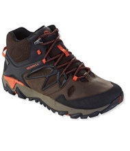 Men's Merrell All Out Blaze Hiking Boots, Mid Waterproof
