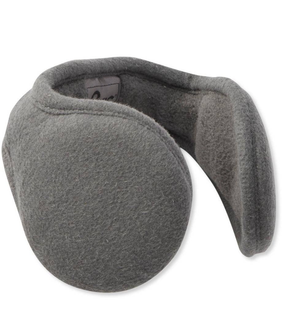 180S Chesterfield Wool Ear Warmer, Men's
