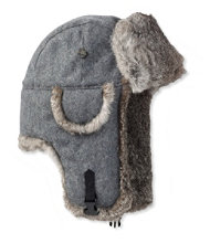 Mad Bomber Wool Hat