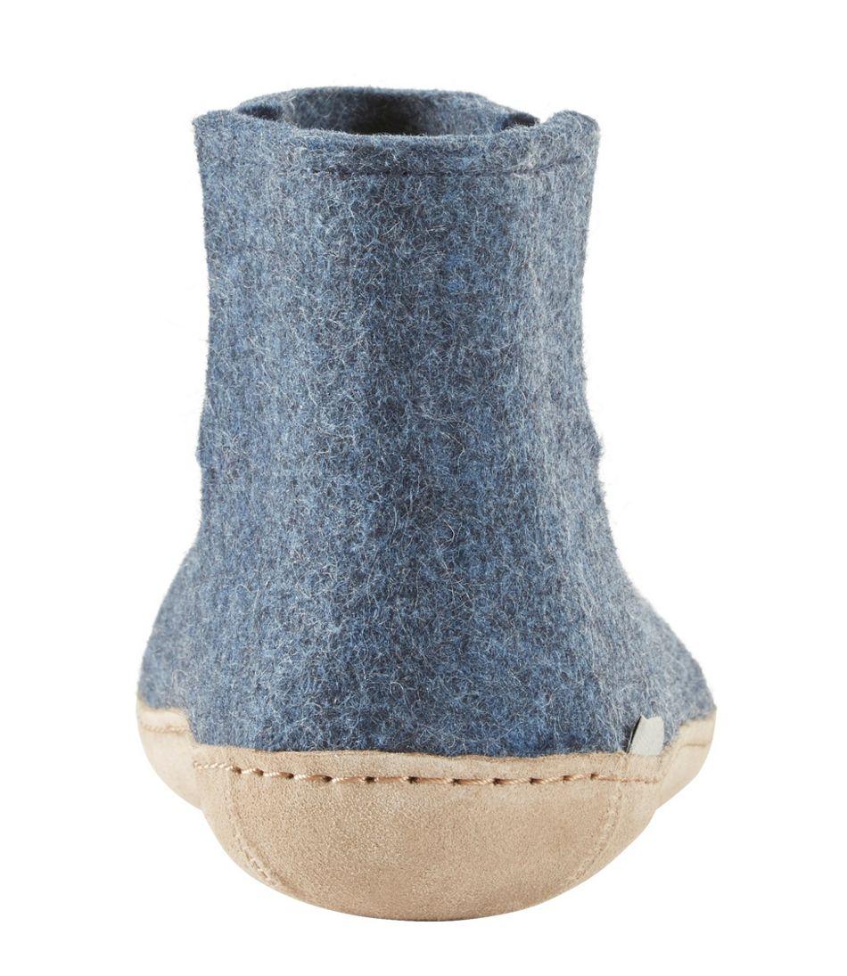 3fa562775a7fb Adults' Glerups Wool Slipper Boots